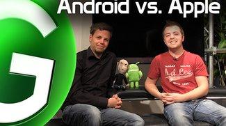 Android vs. Apple: Samsung Galaxy S3 und das neue MacBook Pro