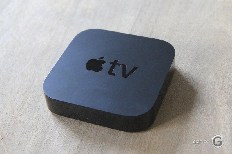 airplay verst rker und apple tv giga. Black Bedroom Furniture Sets. Home Design Ideas
