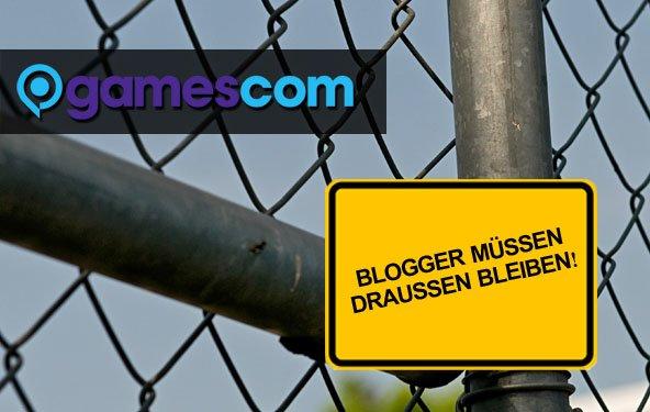 Gamescom 2012 sperrt Blogger aus - Keine Akkreditierungen für Inhaber privater Spieleseiten