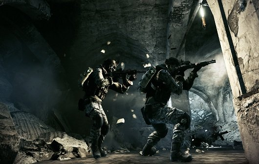 Battlefield 3: Neuer Trailer &amp&#x3B; Screenshots zum Close Quarters DLC