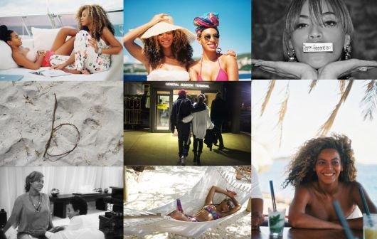Beyonce jetzt mit Tumblr-Blog - ihr privates Fotoalbum