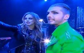 Bill Kaulitz bei Germany's Next Topmodel - Stagediving für den Mainstream