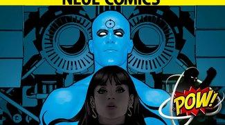 Neue Comics - Watchmen Hype, Kick-Ass Nachfolger, genialer Batman und Neues vom Lost-Schreiber Brian K. Vaughan