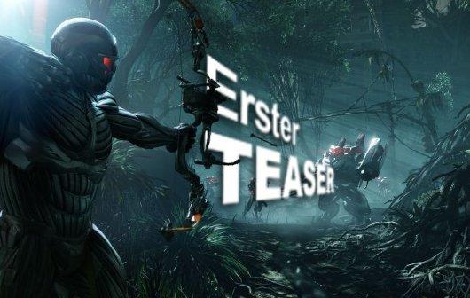 Crysis 3: Erster Teaser-Trailer, Gameplay nächste Woche