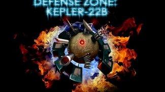 Hochauflösendes Tower-Defense Spiel: Defense Zone HD