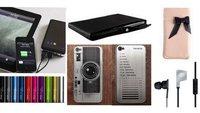 iPhone-Hüllen, Urbanista Headsets und Zusatz-Akkus im Angebot bei Fab.de