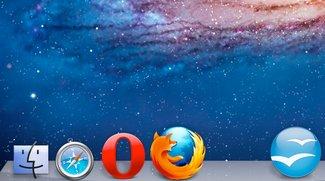 Gruppierungen im Dock: Mac-Tipp