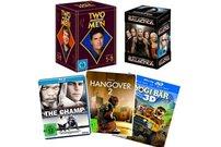 Nur noch heute: DVDs, Blu-rays und Boxen im Angebot bei Amazon