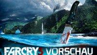 Far Cry 3 Vorschau und Interview - Tropensturm im Anmarsch