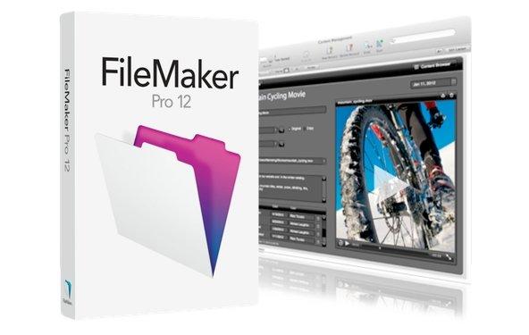 FileMaker 12: Neues Dateiformat und kostenlose iPhone/iPad-App