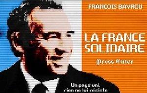 Französischer Präsidentschaftskandidat: Konami-Cheatcode schaltet 16-Bit-Werbespot frei