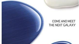 Samsung Galaxy S3 - UNPACKED Event am 03. Mai in London