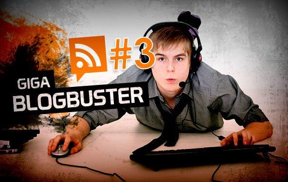 GIGA Blogbuster #3 - Spieleblogs und Fanseiten vorgestellt