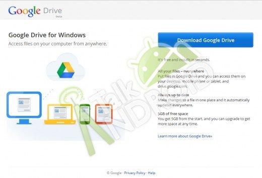 Google Drive: Online-Speicher soll auch Mac- und iOS-Kompatibilität bieten