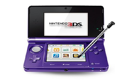 Nintendo 3DS: Bald auch in Lila