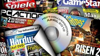 GIGA Guide: Alle Heft-Vollversionen im April 2012