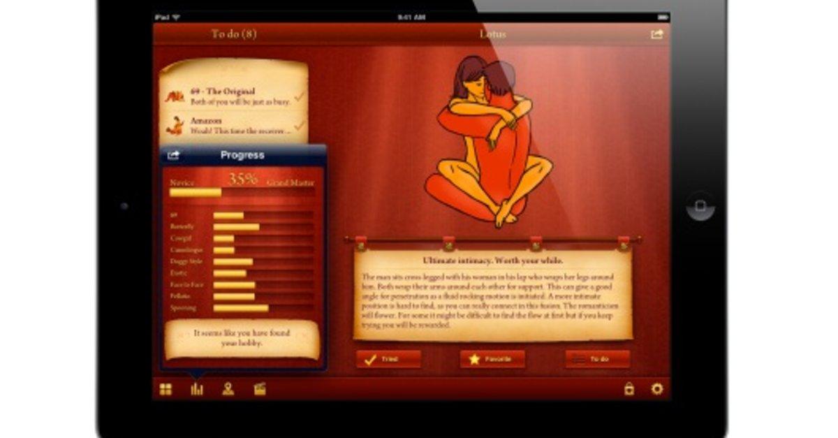 Kamasutra In Den App Stores Stellungskampfe