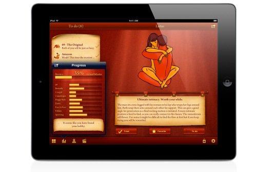 Kamasutra in den App Stores: Stellungskämpfe, Haarspaltereien, Rauswürfe
