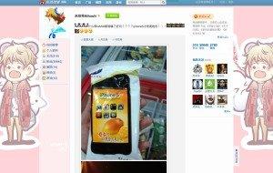 Betthupferl: iPhone 5 aus der Gefriertruhe