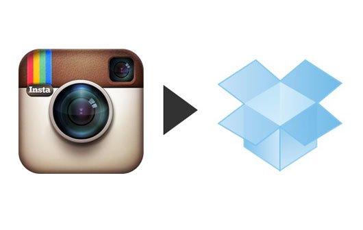Instagram: Alle Fotos automatisch exportieren