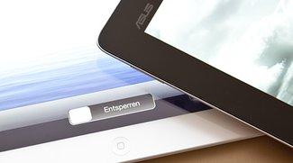 iPad 3 vs. Asus Transformer Prime: Vergleich der Premium-Tablets