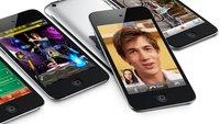 Mit exklusivem GIGA-Code: iPod touch 4. Gen. 8 GB für 139 statt 189 Euro