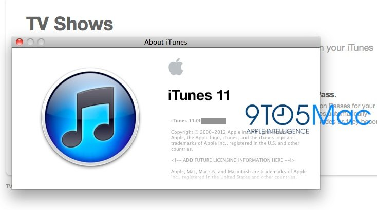 iTunes 11: Erste Vorab-Builds zeigen tiefere iCloud-Integration und iOS-6-Kompatibilität