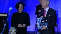 "Jack White: ""Sixteen Saltines""-Video vom Solo-Album, live bei Harald Schmidt"