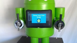 KegDroid - Android Bierzapfanlage