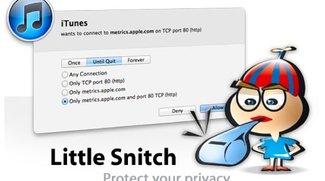 Little Snitch Sicherheits-Tool heute für 11,75 statt 35,94 Euro