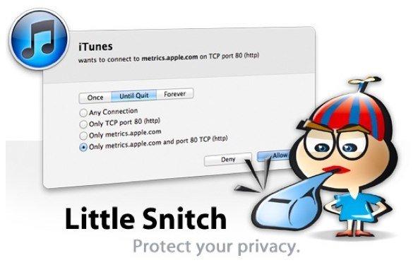 Little Snitch 3 bringt Firewall-Funktion und Profile