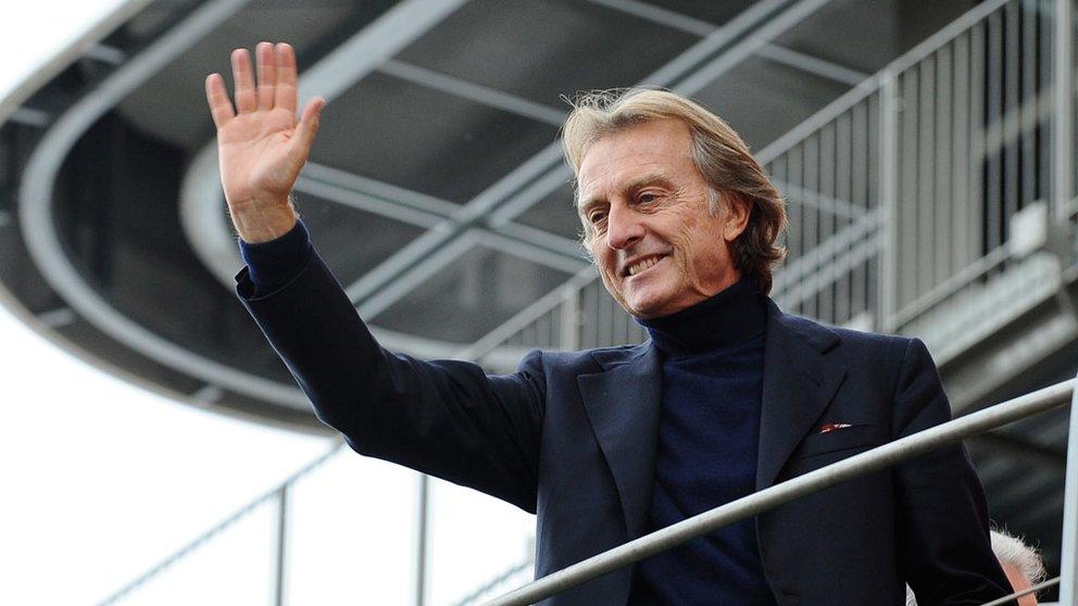 Apple- trifft Ferrari-Chef: Luca di Montezemolo besuchte Tim Cook in Cupertino
