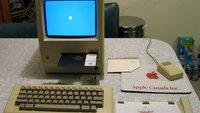 128k-Mac-Prototyp bei eBay: 100.000 Dollar für Ur-Mac mit 5,25-Zoll-Diskettenlaufwerk