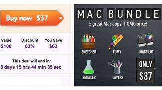 5 Mac-Apps mit MacPilot, Fumy und Layers als Bundle für 28 statt 79 Euro