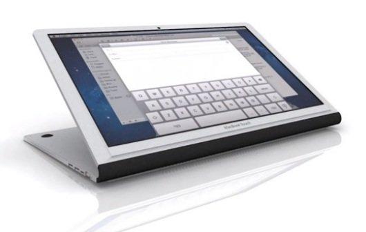Neues MacBook: Mix aus Air und iPad mit Touch?
