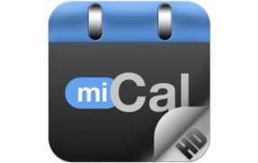 miCal HD 4.0 mit iMessage-Anbindung und ICS-Export