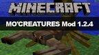 Minecraft: Mo' Creatures Mod 1.2.4