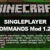Minecraft: Singleplayer Commands 1.2.5