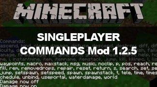 Minecraft: Singleplayer Commands 1.2.5