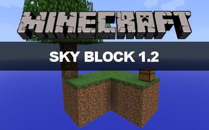 Minecraft: Sky Block 1.2.5