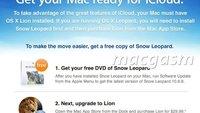 MobileMe: Kunden erhalten kostenlose Snow-Leopard-DVD für iCloud- und Lion-Upgrade
