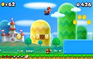 New Super Mario Bros. 2: DLC bringt Retro-Level