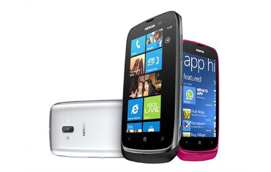 Nokia Lumia 610 mit NFC angekündigt