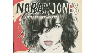 "Norah Jones: ""Happy Pills"" offizielles Video, Album ""Little Broken Hearts"" auf Platz 3 der Charts"