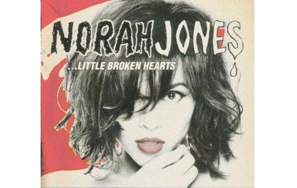 "Norah Jones: ""Happy Pills"" offizielles Video, Album ""Little Broken Hearts"" auf Platz 3 der Charts"