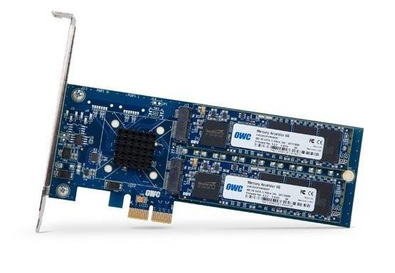Mac Pro: OWC bringt bootfähige SSD-PCI-Express-Karte
