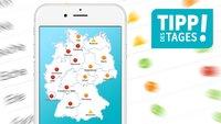 Pollenflug-Apps für iPhone & Android: Heuschnupfen-Geplagte, seid vorgewarnt