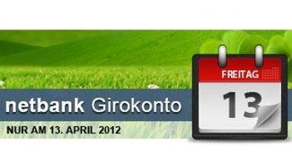 Nur heute: Bis zu 259 Euro Prämie für ein Netbank-Girokonto