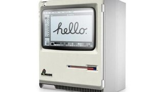 iPad 3 Hülle im Retro-Macintosh-Design für 22,44 Euro bei Amazon