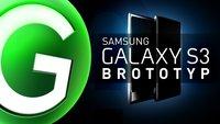 Samsung Galaxy S3 Unboxing - Exklusiv bei GIGA